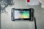 Handheld launches its first rugged Android tablet - the best in class ALGIZ RT7 (PRNewsFoto/Handheld Group)
