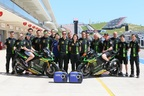 Yamaha Generators Increases Support for Tech 3 Moto Racing Team (PRNewsFoto/Yamaha Motor Corp., U.S.A.)