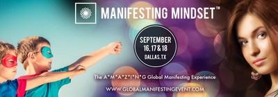 Manifesting Mindset Global Event - Dallas, Texas
