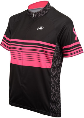 Performance Breast Cancer Short Sleeve Jersey