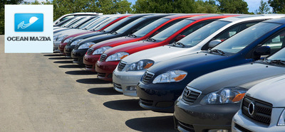 Ocean Mazda in Miami offers a wide array of used auto options for shoppers to choose from.  (PRNewsFoto/Ocean Mazda)
