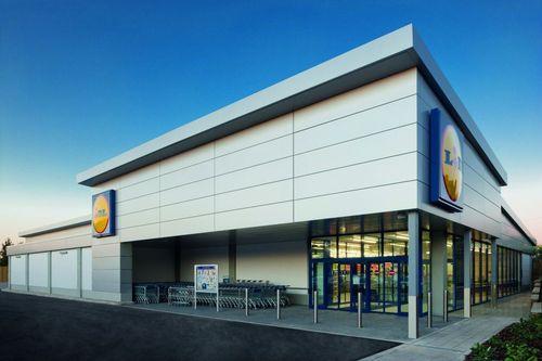 Lidl UK store (PRNewsFoto/Lidl UK)
