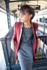 Karen Blanchard of Where Did U Get That modeling PANDORA Jewelry (PRNewsFoto/PANDORA Jewelry)