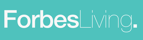 Forbes Living TV show logo.  (PRNewsFoto/Forbes Living TV)