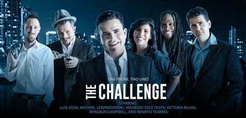 YEZZ Presents The Challenge. (PRNewsFoto/YEZZ) (PRNewsFoto/YEZZ)