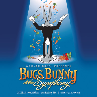 WaterTower Music to release the new CD Bugs Bunny at the Symphony on July 13.  (PRNewsFoto/WaterTower Music)