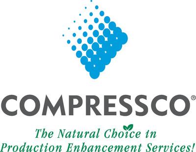 Compressco Partners, L.P. Logo.  (PRNewsFoto/Compressco Partners, L.P.)