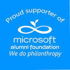The Microsoft Alumni Foundation welcomes all businesses who would like to support the foundation and its philanthropic efforts. (PRNewsFoto/Microsoft Alumni Foundation)