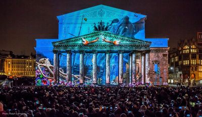 This year, the world-famous Bolshoi Theatre will become the venue for Art Vision Classic Competition. (PRNewsFoto/LBL Communication Group)