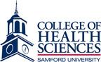 Samford University's College of Health Sciences Logo. (PRNewsFoto/Samford University)