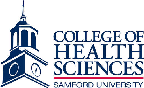 Samford University's College of Health Sciences Logo.  (PRNewsFoto/Samford University)