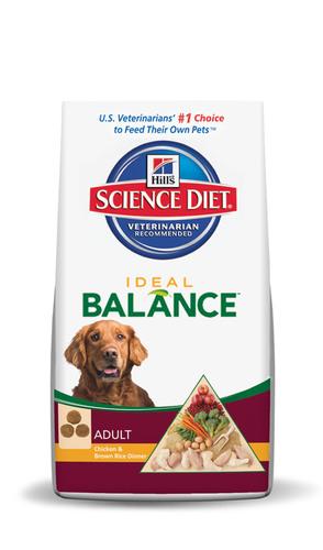 Hills New Science Diet Ideal Balance Pet Food Tops Recent