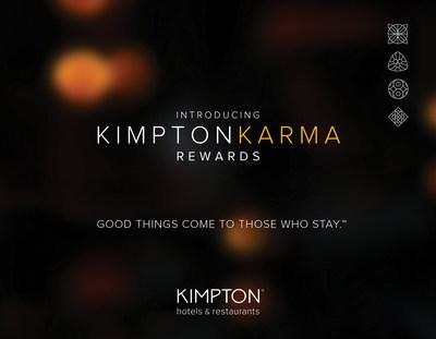 Karma Logo & Icons (PRNewsFoto/Kimpton Hotels & Restaurants)