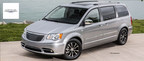 The 2015 Chrysler Town and Country is among the multiple family-friendly vehicles available at Great West Chrysler. (PRNewsFoto/Great West Chrysler)