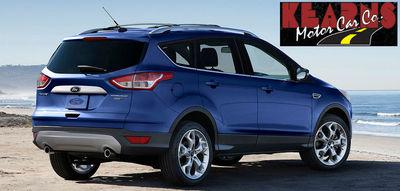 Crossovers continue to be all the rage in the industry. (PRNewsFoto/Kearns Motor Car Co.)