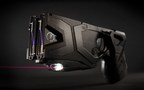 The TASER(R) X2(TM) Smart Weapon.  The use of TASER weapons has saved more than 141,000 lives from potential death or serious injury. Photo courtesy of TASER International, Scottsdale, AZ.