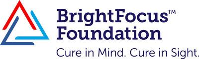 BrightFocus Foundation logo.  (PRNewsFoto/BrightFocus Foundation)