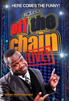 Comedian Rodney Perry (@rodneyperry) - host of the Bounce TV (@bounce_tv) stand-up comedy series Off The Chain - will headline the Off The Chain Live! comedy tour this summer.  Tour dates and info at www.bouncetv.com (PRNewsFoto/Bounce TV)