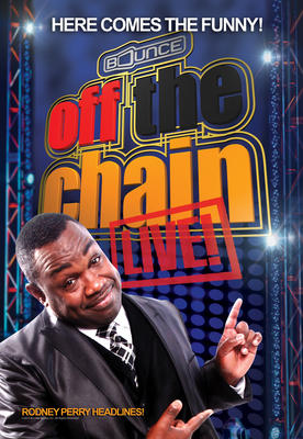 Comedian Rodney Perry ( @rodneyperry ) - host of the Bounce TV (@bounce_tv) stand-up comedy series Off The Chain - will headline the Off The Chain Live! comedy tour this summer.  Tour dates and info at www.bouncetv.com