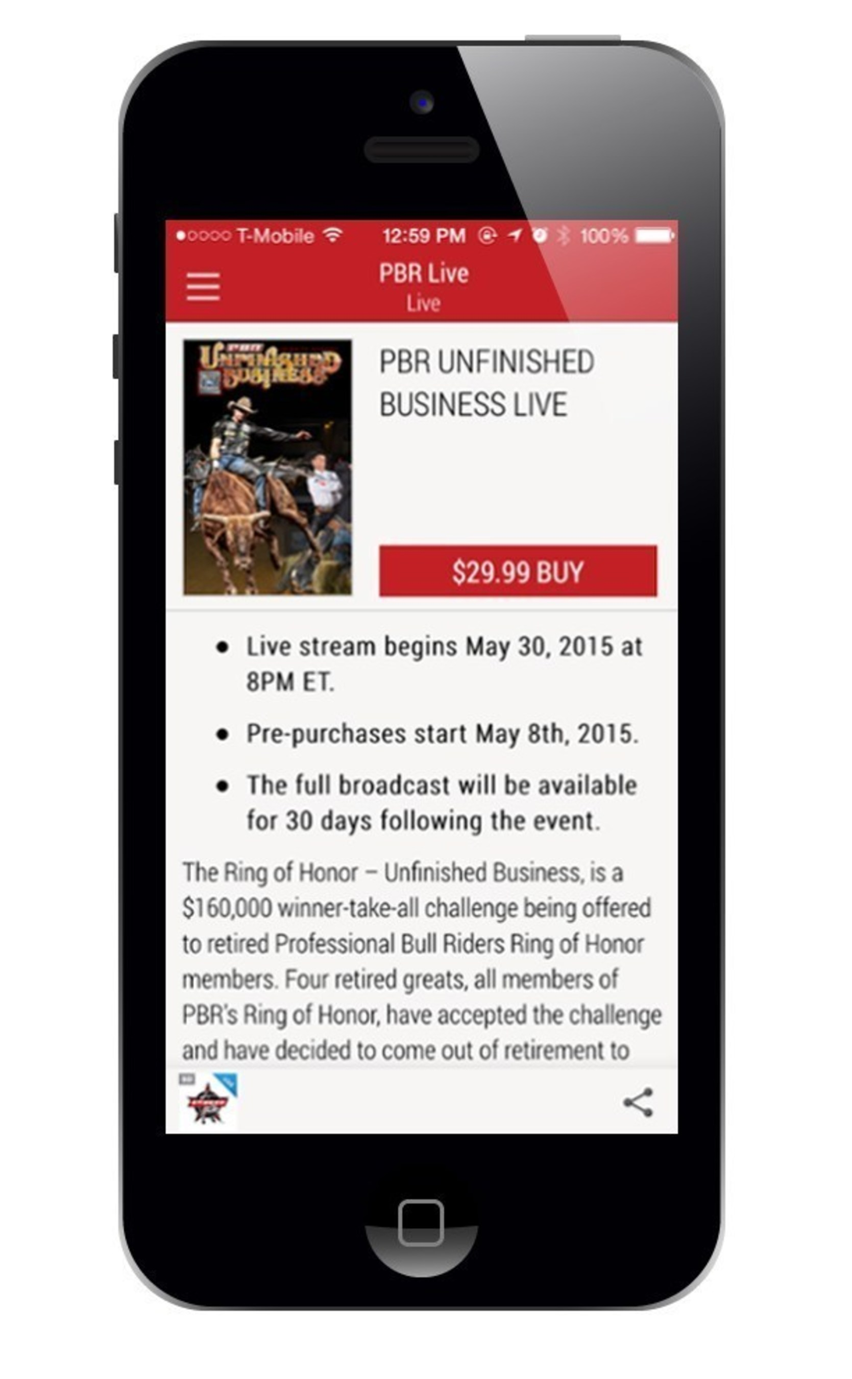 Flipps to Stream Second of a Series of PPV Live Events on Connected TVs Worldwide