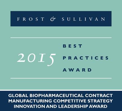 Frost & Sullivan Lauds Boehringer Ingelheim Biopharmaceuticals GmbH for Bringing a Legacy of