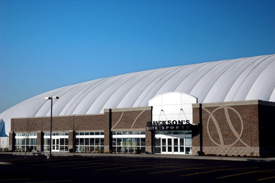 Bo Jackson's Elite Sports in Lockport, IL.  (PRNewsFoto/Sports Facilities Advisory)