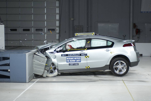Crash Test Ratings on the Go; IIHS Launches Mobile Site