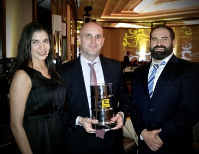 Pixel Velocity wins Oil and Gas Award