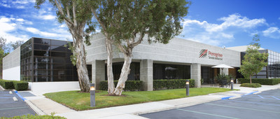 Peregrine Semiconductor adds a third building to its San Diego headquarters. This new office building, 9339 Carroll Park Drive, Suite 150, will accommodate the company's growing workforce.