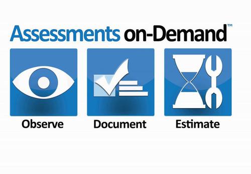 Assessments on Demand. (PRNewsFoto/Macrosoft, Inc) (PRNewsFoto/MACROSOFT, INC)