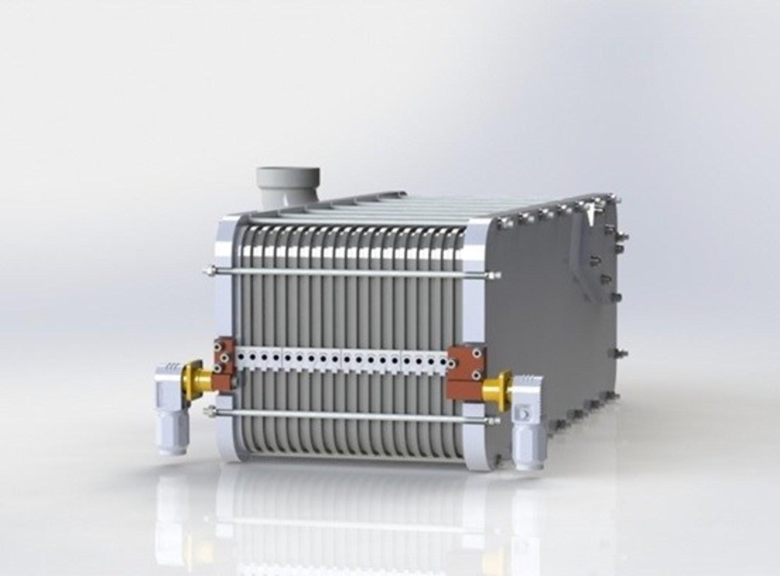 Figure 1. ZRS-4500 Zinc Regeneration Module
