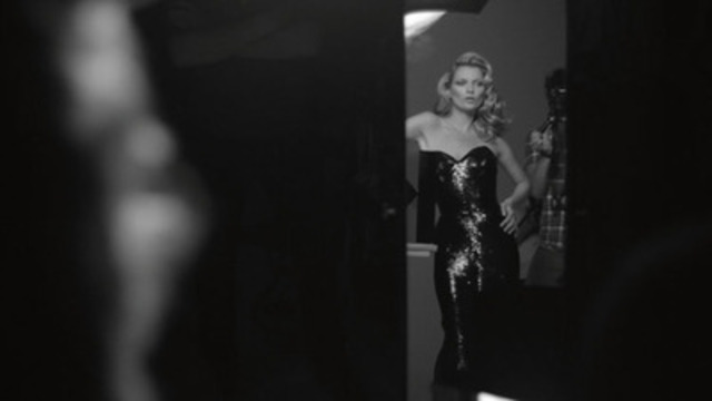 Kate Moss - nouvelle ambassadrice Kérastase. (Groupe CNW/Kérastase)