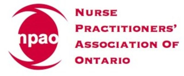 Nurse Practitioners' Association of Ontario (CNW Group/Nurse Practitioners' Association of Ontario)