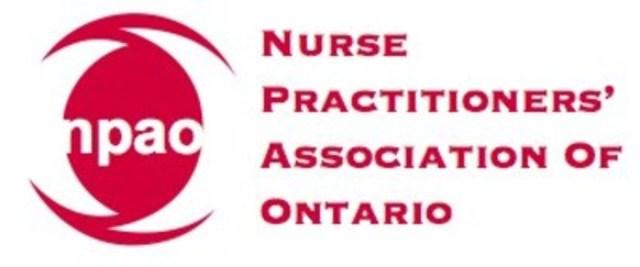 Nurse Practitioners' Association of Ontario (CNW Group/Nurse Practitioners' Association of Ontario)