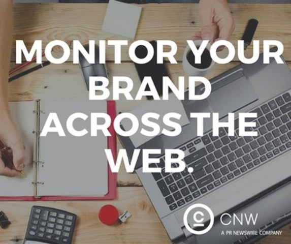 Discover how to monitor your brand across the web (CNW Group/CNW Group Ltd.)