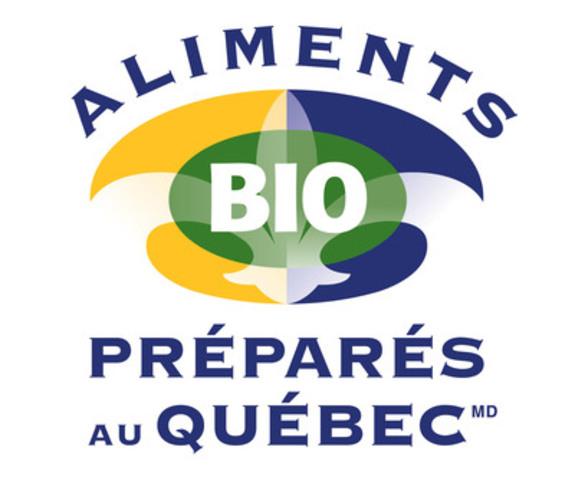 Aliments préparés au Québec - Bio. (Groupe CNW/ALIMENTS DU QUEBEC)