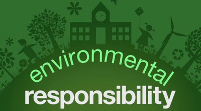 Video: Environmental responsibility is important to almost all Canadian secondary school students (98%), according to a recent study conducted by Staples Canada and Vision Critical.