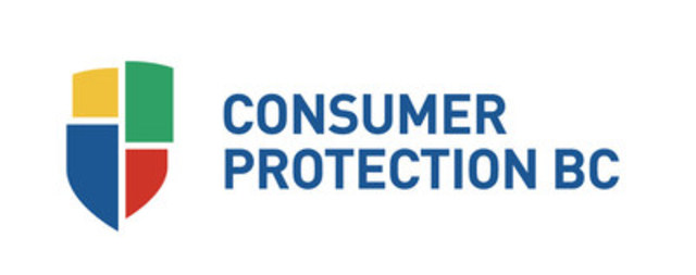 Consumer Protection BC logo. (CNW Group/Consumer Protection BC)