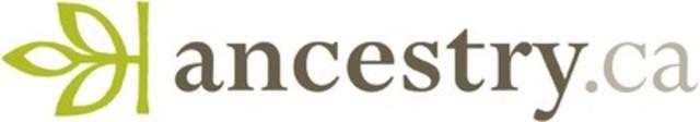 Logo: Ancestry.ca (CNW Group/Ancestry.ca)