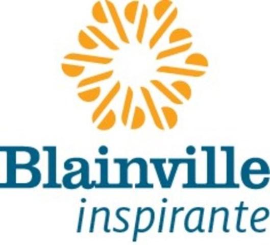 Logo : Ville de Blainville (Groupe CNW/Ville de Blainville)