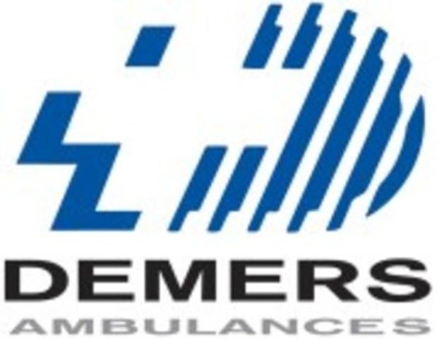 Logo : Demers Ambulances (Groupe CNW/Caisse de dépôt et placement du Québec)