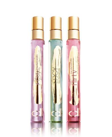 La marque Dynamite lance sa nouvelle trilogie de fragrances cet automne (Groupe CNW/GROUPE DYNAMITE INC)