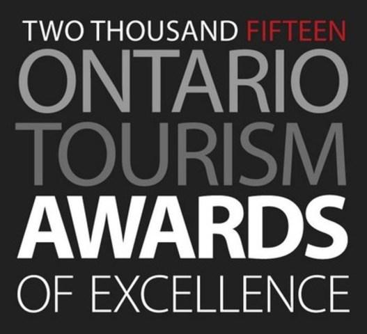 Prix ontariens d'excellence en tourisme 2015 (Groupe CNW/Société du Partenariat ontarien de marketing touristique)