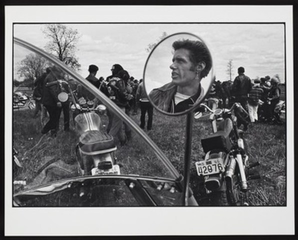 Danny Lyon - Cal, Elkhorn, Wisconsin - 1966 Gelatin silver print, 40.6 × 50.8 cm Promised gift, James Lahey and Brian Lahey, in honour of our mother Ellen Lahey © 2015 Danny Lyon/Magnum Photos. (CNW Group/Art Gallery of Ontario)