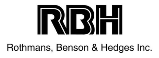 Rothmans, Benson & Hedges (Groupe CNW/Rothmans, Benson & Hedges)
