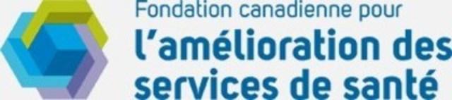 Logo : Fondation canadienne pour l'amélioration des services de santé (Groupe CNW/Fondation canadienne pour l'amélioration des services de santé) (Groupe CNW/Fondation canadienne pour l'amélioration des services de santé)