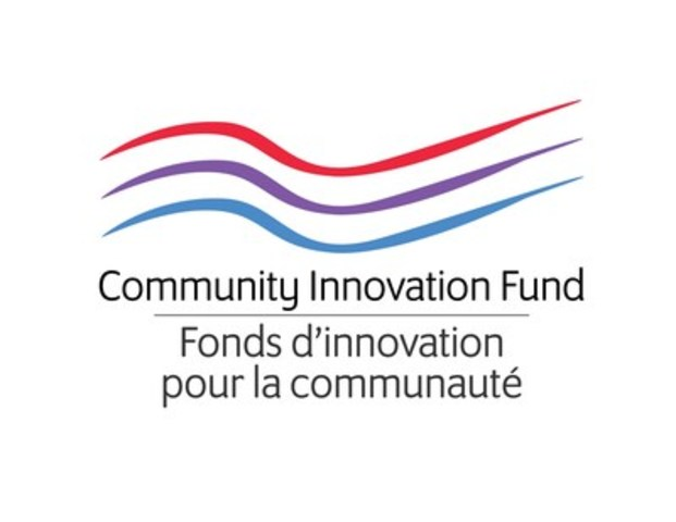 Logo: Community Innovation Fund (CNW Group/Quebec Community Groups Network (QCGN))