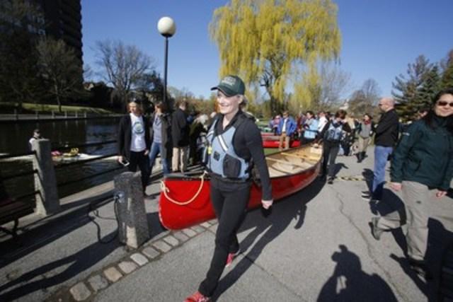 Le gouvernement du Canada investit 57 M$ au lieu historique national du Canal-Rideau (Groupe CNW/Parcs Canada)