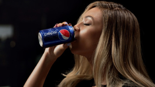 GET. BEYONCÉ. NOW. (CNW Group/PEPSICO CANADA)