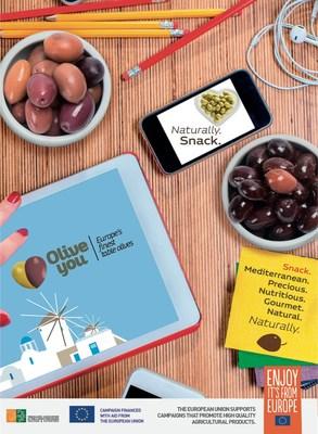 زيتون المائدة الأوروبي يطلق سنة ترويجية ثانية في سوق الإمارات العربية المتحدة
